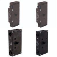 Salzer Isolators Door Interlocked Accessories Base Mounted