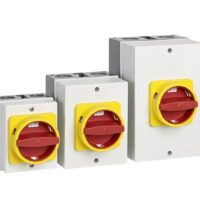 Salzer Isolators Enclosed