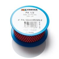 Partex PA1/3 Coloured Cable Marker