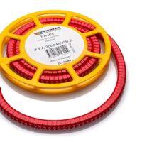 Partex PA2/4 Coloured Cable Marker Numeric