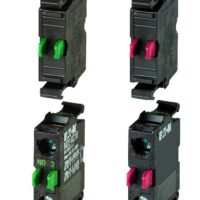 Eaton contact blocks for M22 BUTTONS