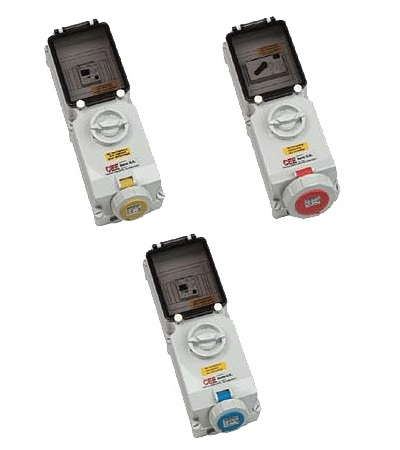 BALS Switched Combination Unit BS4343 IP67