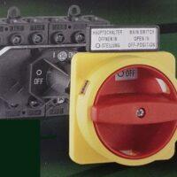 Salzer Door interlock switch 6 pole