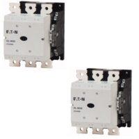 Eaton Moeller Contactors 132kw-250kw 3P with Auxiliaries