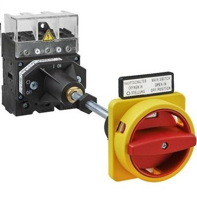 Salzer door interlocking main switch