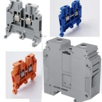 Selection of Entrelec Terminals
