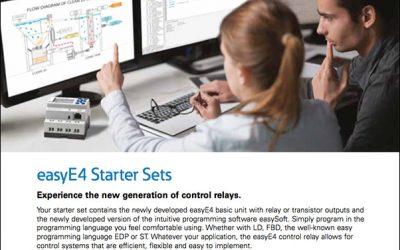 easyE4 Starter Sets