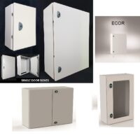 ETA-ECOR/ST Wall Box Steel