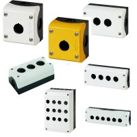 Eaton push button enclosures