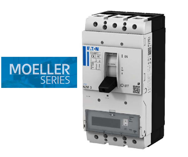 New Digital NZM Moulded Case Circuit Breaker